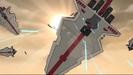 Star Wars Clone Wars CHAPTER 21 SKYWALKER, METAL - AT-AT LEG ROAR 2