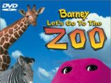 Barney - Let's Go to the Zoo (2001 video)