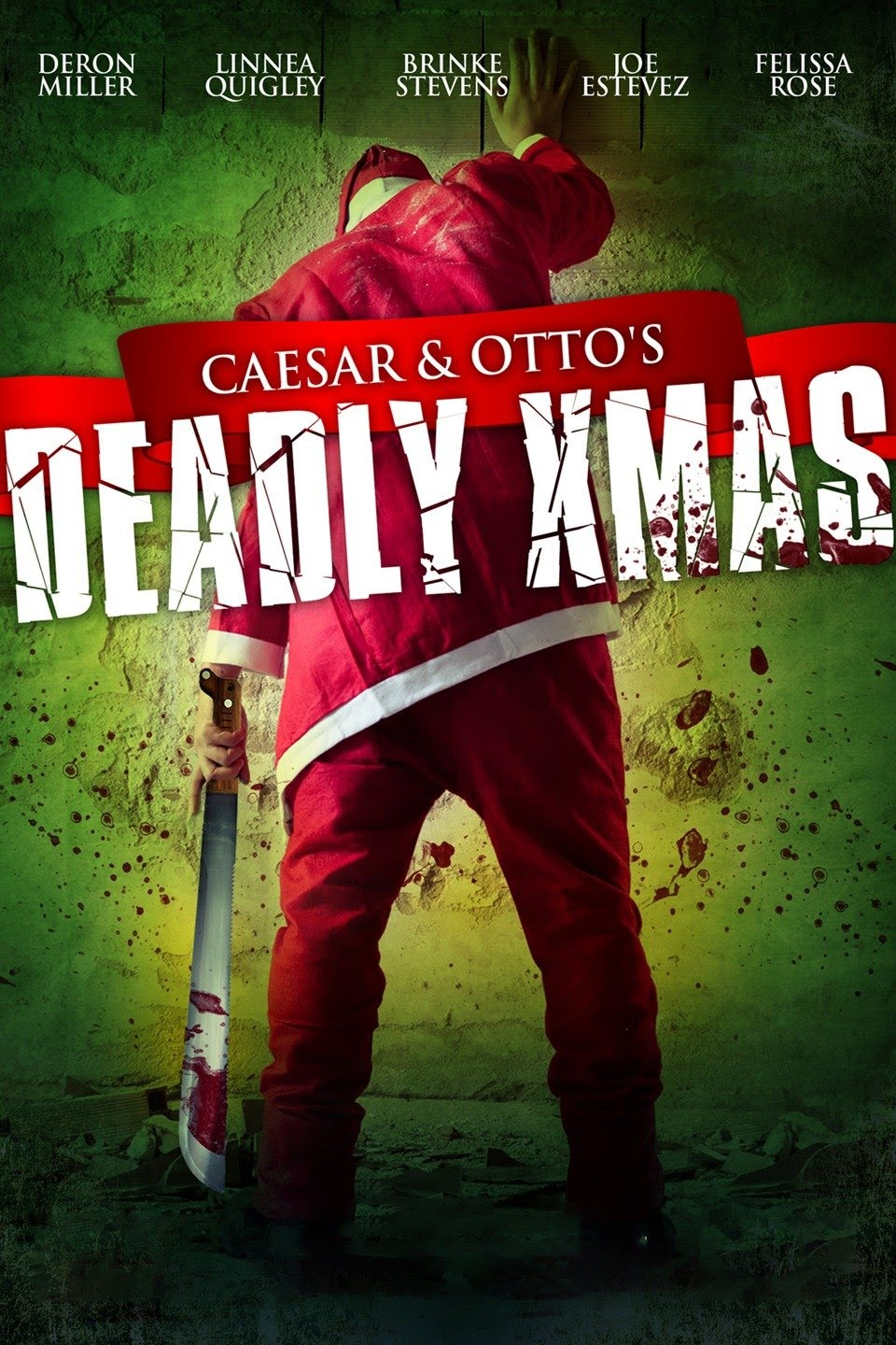 Caesar and Otto's Deadly Xmas (2012)