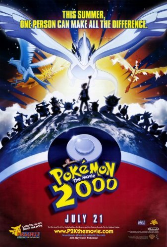 Pokémon The Movie 2000 (1999)