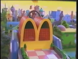 The Wacky Adventures of Ronald McDonald: The Legend of Grimace Island (1999)