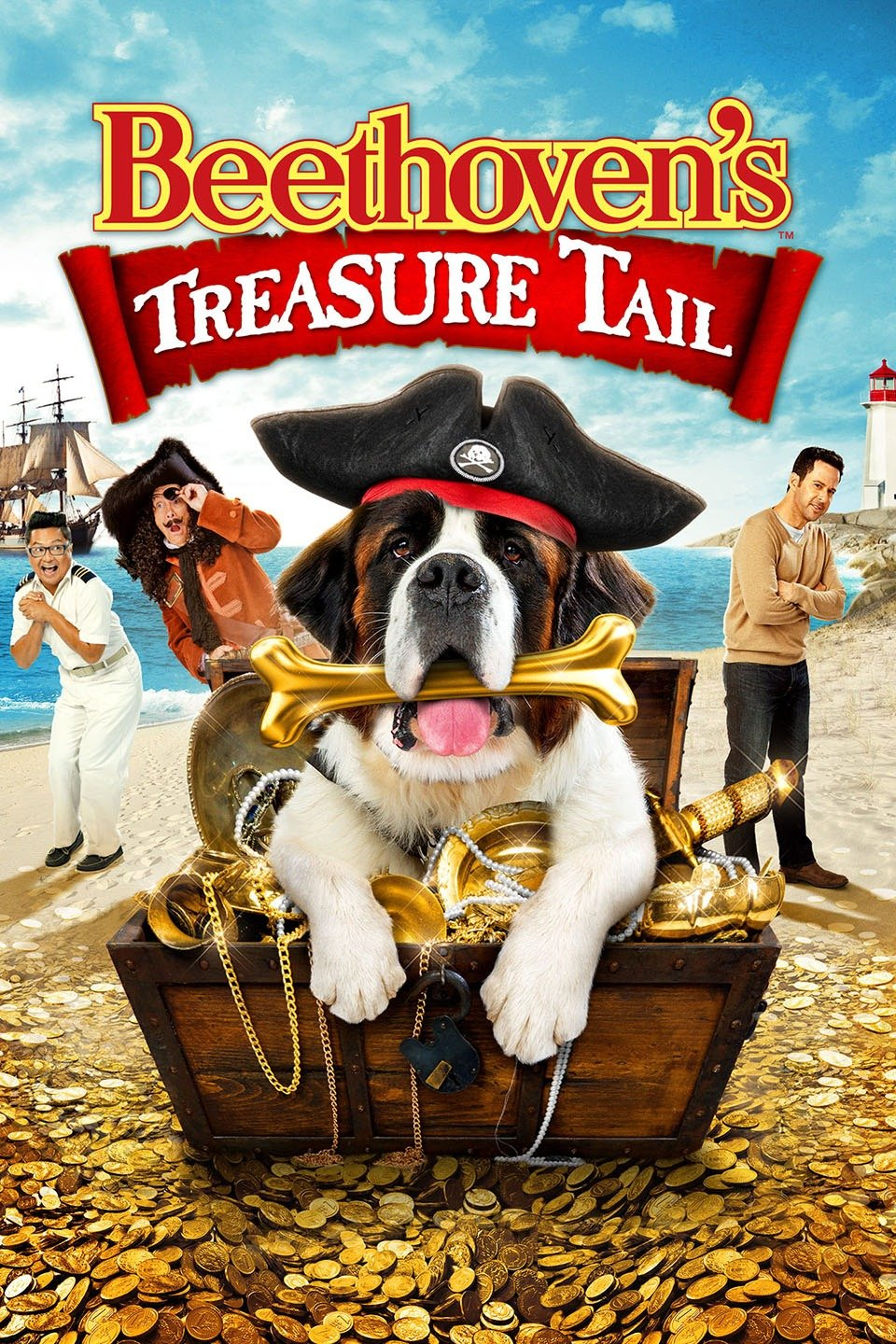 Beethoven's Treasure Tail (2014)
