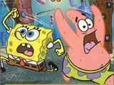 SpongeBob SquarePants: Sponge Buddies (2002 VHS)