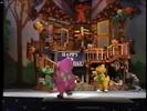 Hollywoodedge, Short Bulb Horn Honk CRT020701 Barney's Big Surprise 7
