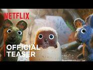 Robin Robin - Official Teaser - Netflix
