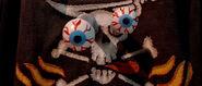 Pirates Band of Misfits CARTOON, BOING - JEW'S HARP BOING, MEDIUM