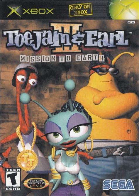 ToeJam & Earl III: Mission to Earth