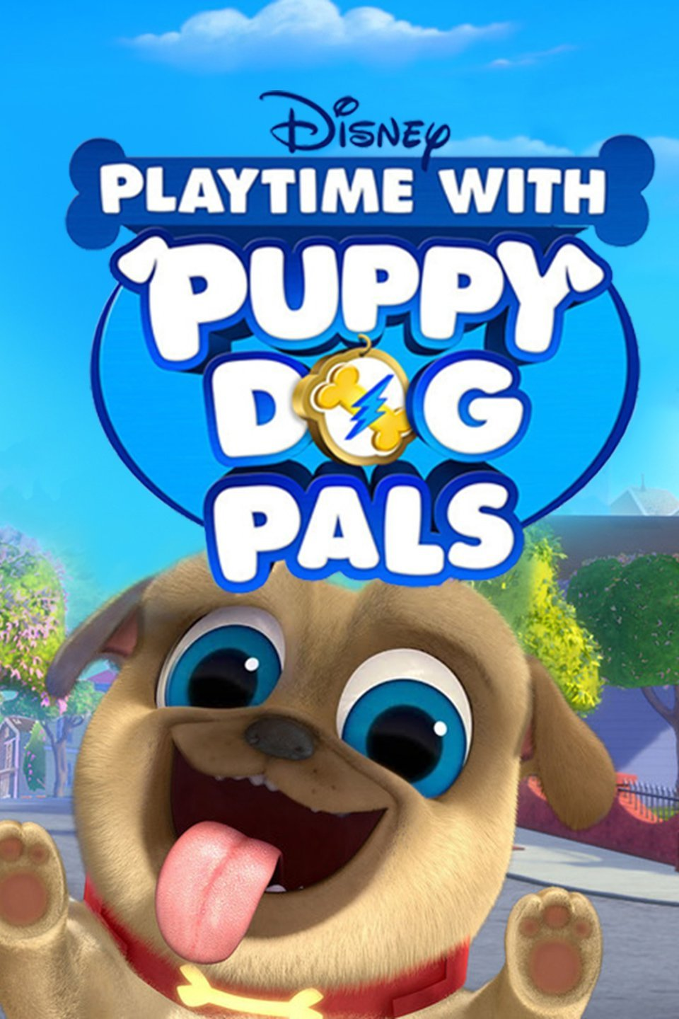 Playtime with Puppy Dog Pals