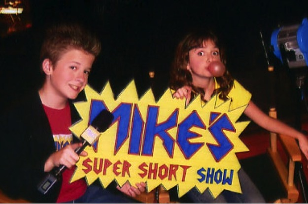 Disney Channel: Mike's Super Short Show (Miscellaneous)
