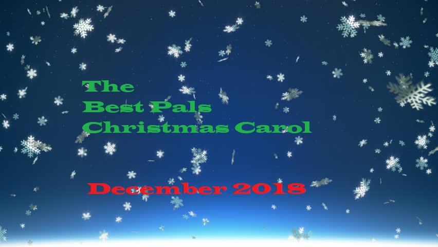The Best Pals Christmas Carol (2018)