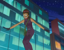 Totally Spies! S02E19 Sound Ideas, SWISH, CARTOON - ROPE TWIRLING SWISHES