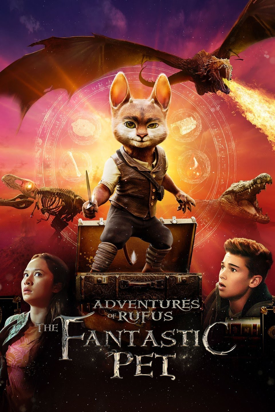 Adventures of Rufus: The Fantastic Pet (2020)