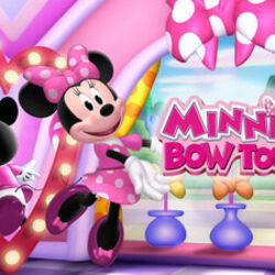 Minnie's Bow Toons