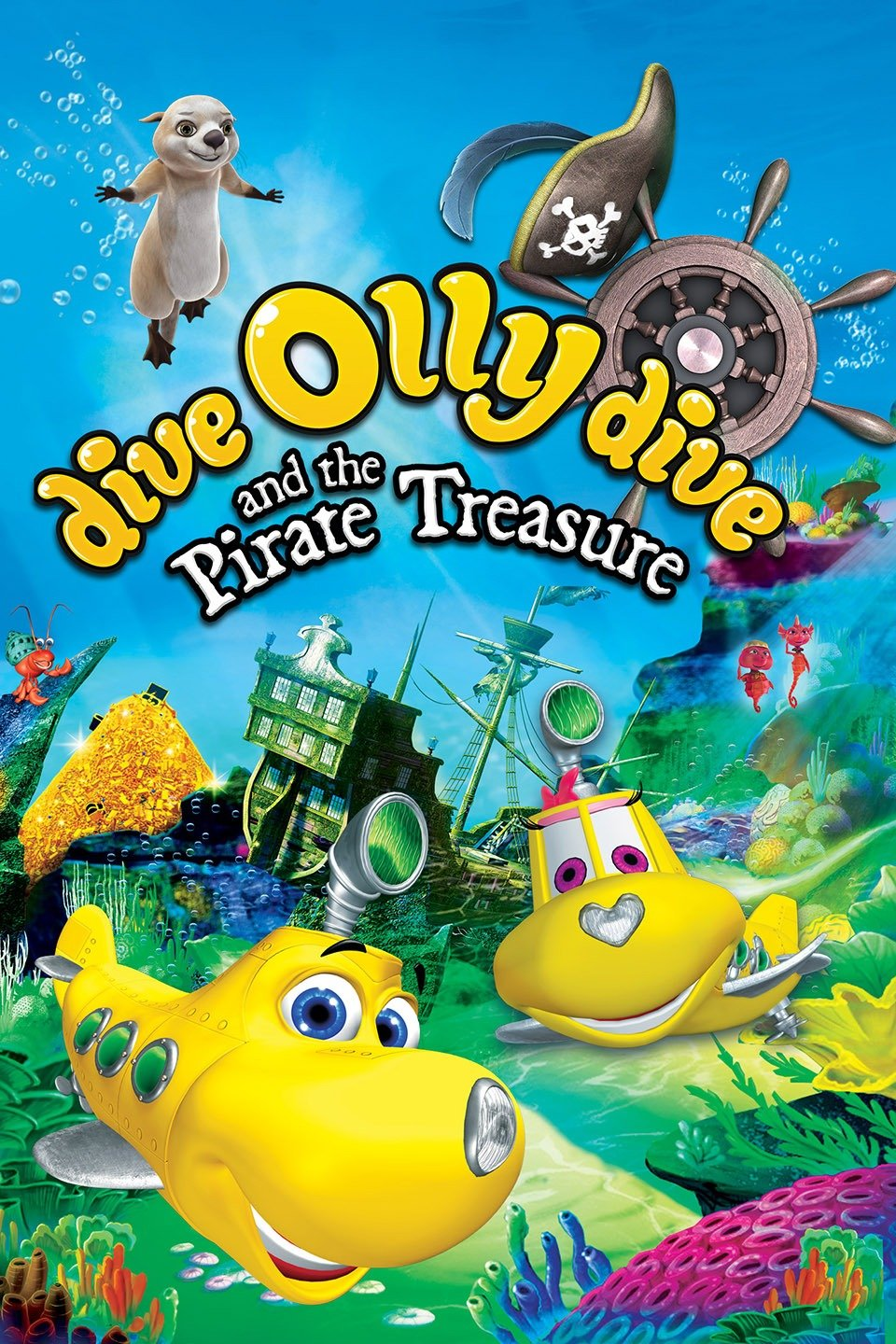 Dive Olly Dive and the Pirate Treasure (2014)