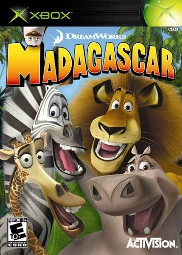 Madagascar (2005) (Video Game)