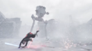 Star Wars Jedi - Fallen Order (2019) (Trailers) SKYWALKER, SCI FI GUN - AT-AT GUN