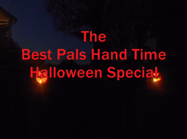 The Best Pals Hand Time Halloween Special (2014)