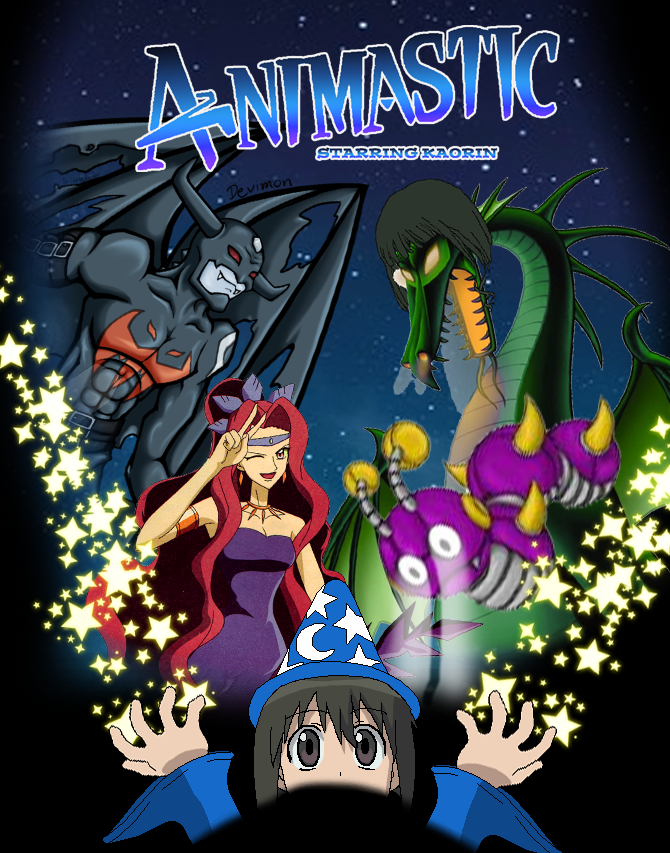 Animastic Starring Kaorin