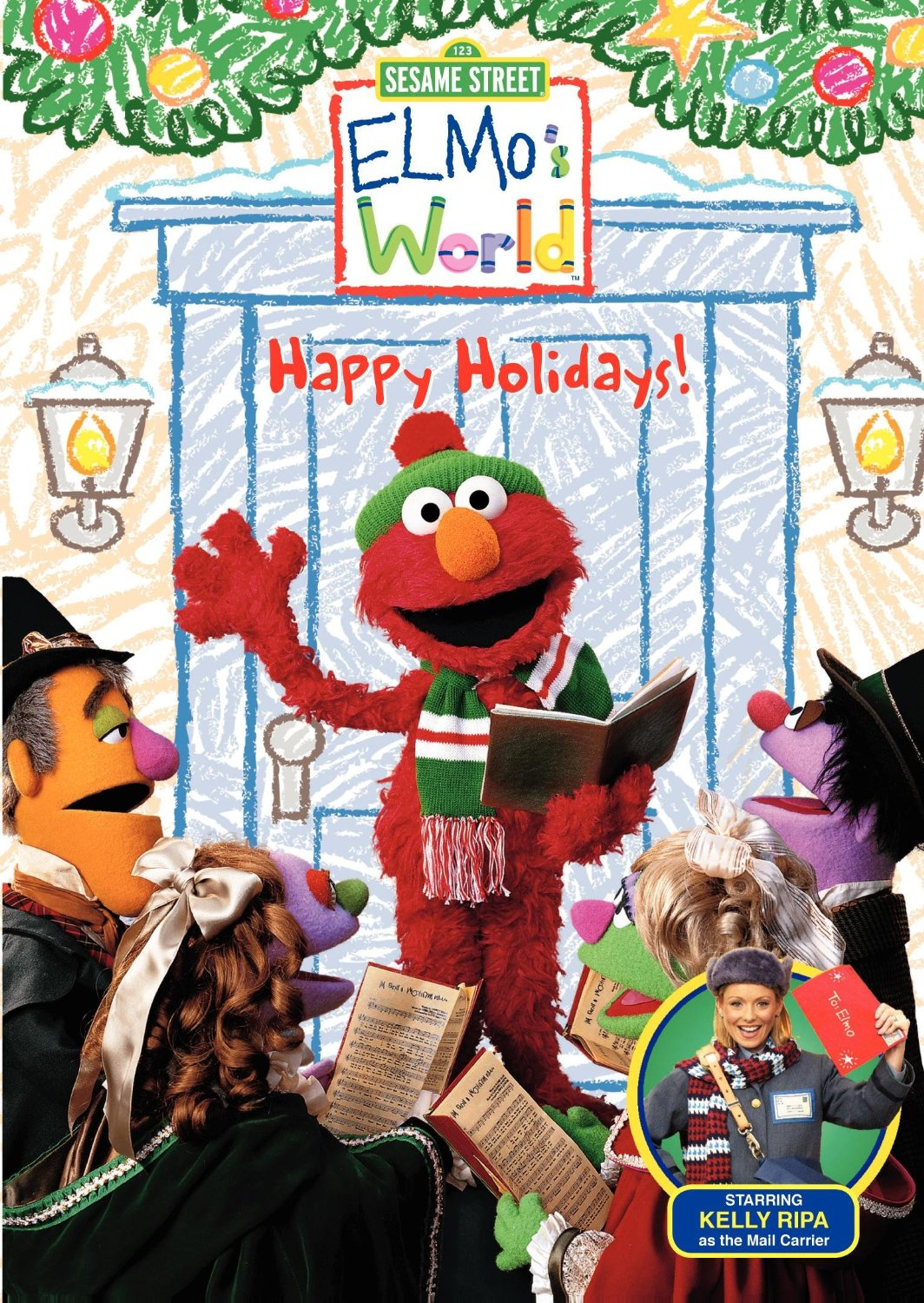 Elmo's World: Happy Holidays (2002) (Videos)
