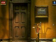 I Spy Spooky Mansion Deluxe Sound Ideas, DOOR, WOOD - FRONT DOOR CLOSE