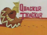 Quacker Tracker (1967) (Shorts)