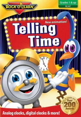 Rock 'N' Learn: Telling Time (2003) (Videos)
