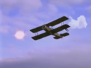 Young Indiana Jones and the Attack of the Hawkmen (1995) SKYWALKER, EXPLOSION - AT-AT STOMP