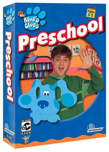 Blue's Preschool (2002) (PC Game)