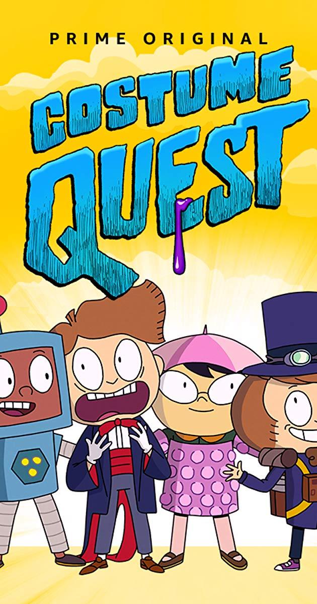 Costume Quest (TV Series)