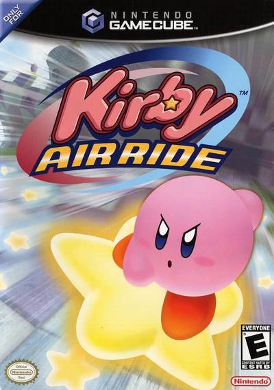 Kirby - Air Ride Box Art.png