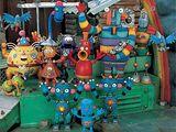 Little Robots