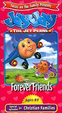 Jay Jay the Jet Plane: Forever Friends (1999)