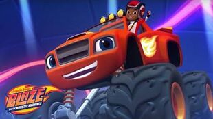 Official Blaze and the Monster Machines Theme Song
