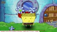 SpongeBob SquarePants Employee of the Month Sound Ideas, CARTOON, EATING - STRANGE CREATURES EATING 01