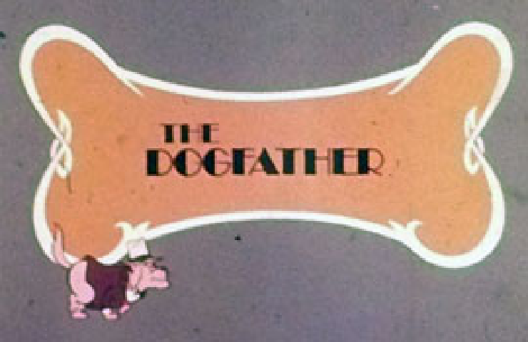 The Dogfather Cartoons