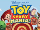 Toy Story Mania! (Theme Parks)