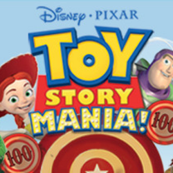 Toy Story Midway Mania! (Theme Parks)