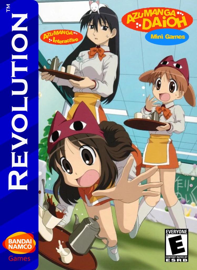 Azumanga Daioh Mini Games