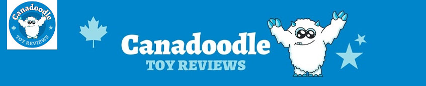 Canadoodle Toy Reviews Series