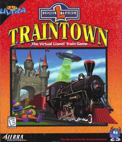 3D Ultra Lionel TrainTown