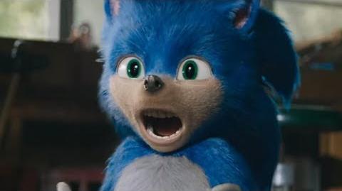 Sonic the Hedgehog (2020) (Trailers)