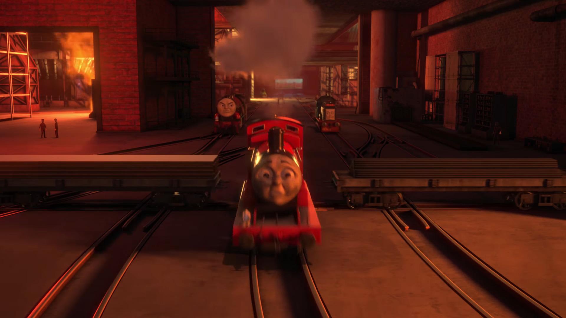 Thomas & Friends: Journey Beyond Sodor (2017) (Trailers)