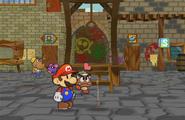 Goombella kisses Mario (part 2)