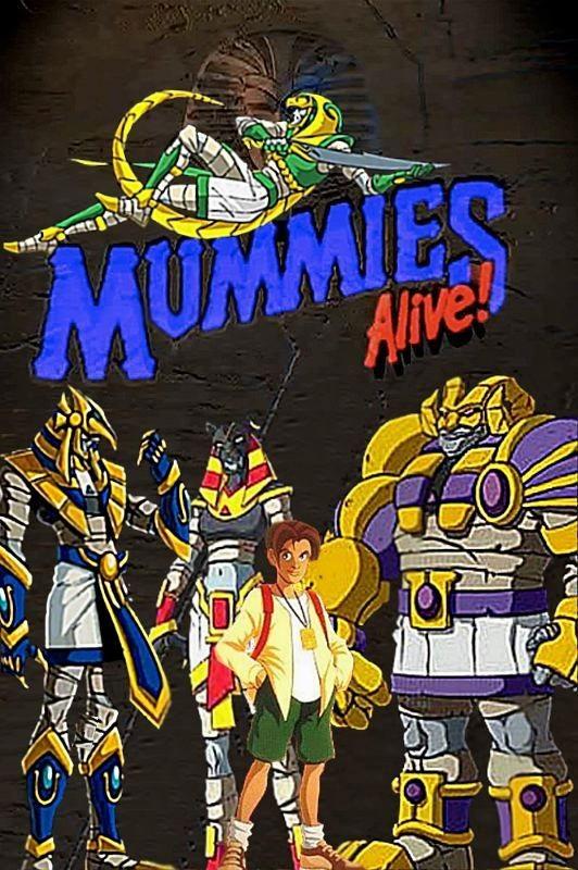 Mummies Alive!