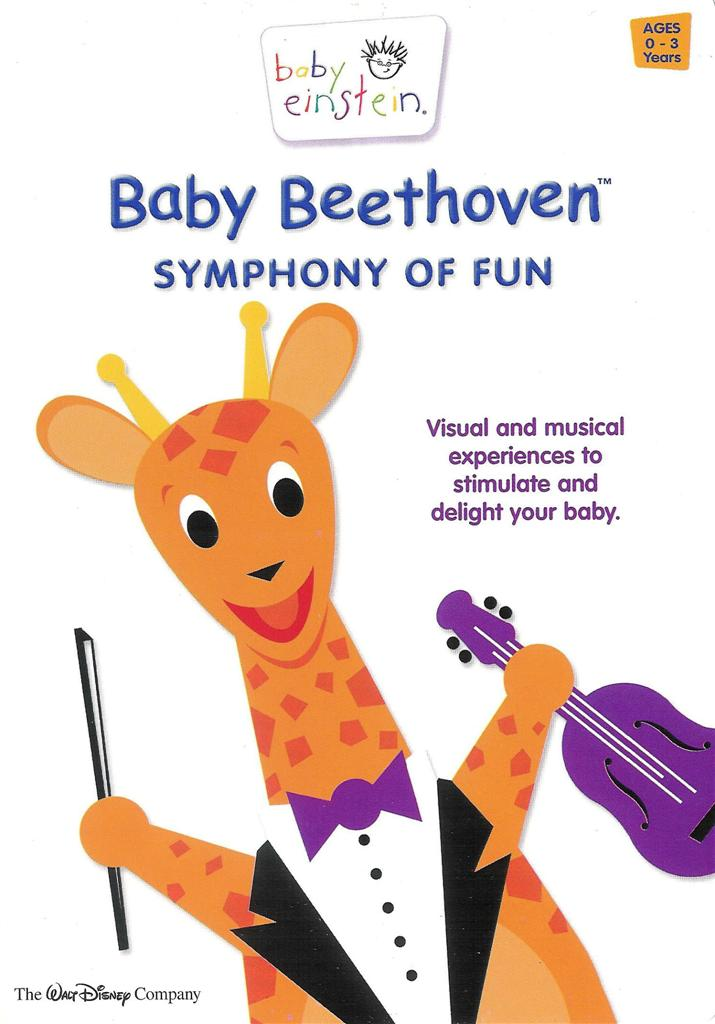 Baby Beethoven: Symphony of Fun (2002) (Videos)