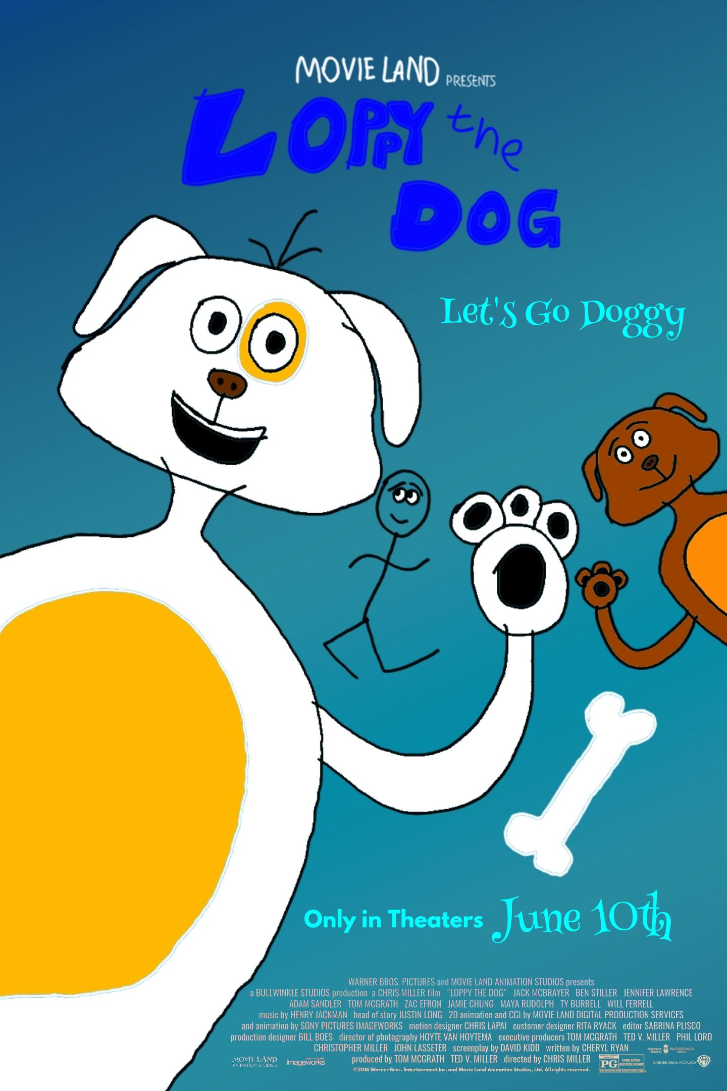 Loppy the Dog (2016)