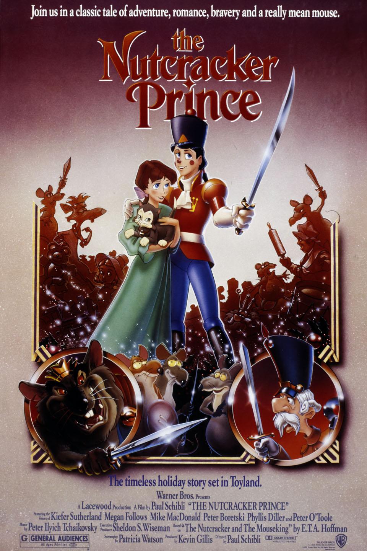 The Nutcracker Prince (1990)