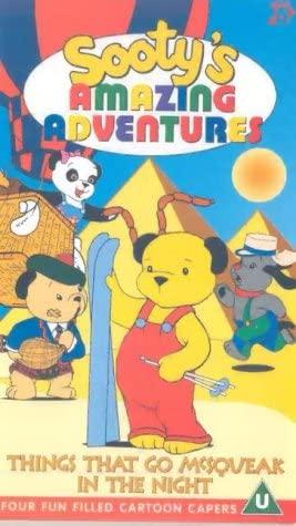 Sooty's Amazing Adventures