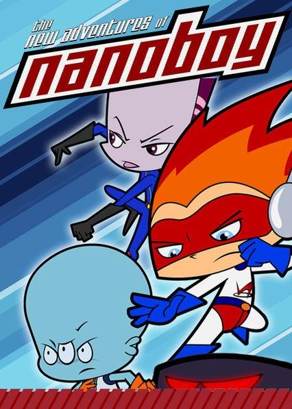 The New Adventures of Nanoboy
