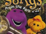 Barney Songs From the Park (2003) (Videos)
